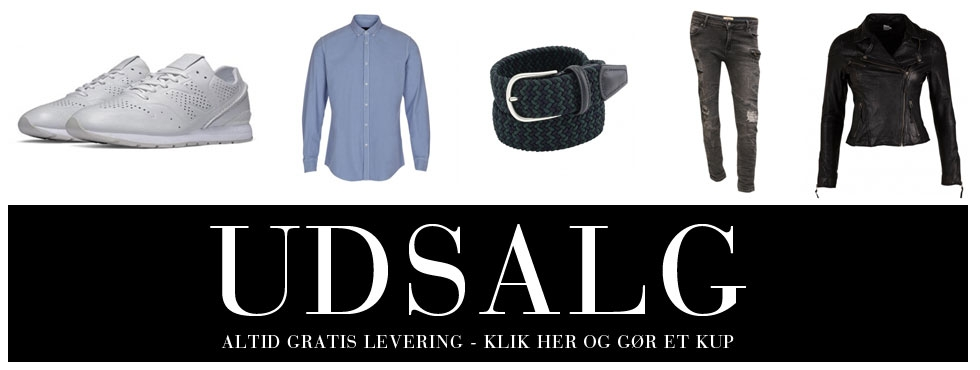 Modetøj udsalg- ShoppinStreet.dk - Hillerød