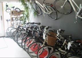 Skansen Cykler