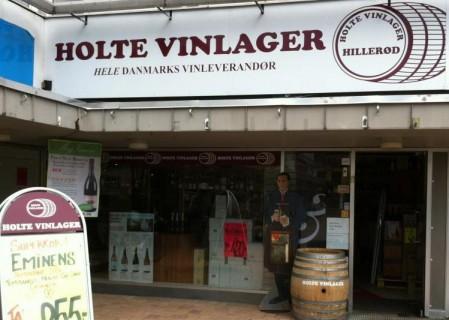 Holte Vinlager i Hillerød